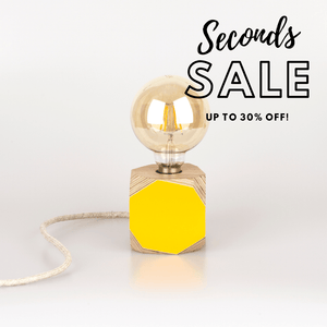 Priormade Geo Lamp Seconds Sale - Geo | Filament Lamp