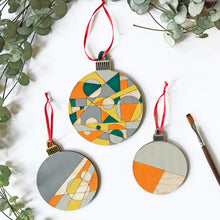 Load image into Gallery viewer, Priormade Kit Christmas Baubles Kit