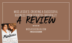 Miss Jessie's Book: A MUST Read!
