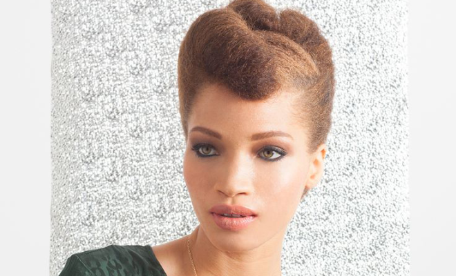 Do It Up! 10 Easy Updos for the Holidays
