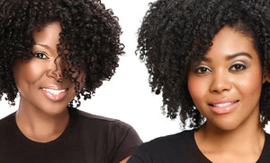 DIY: Wet or Dry Twist Outs in 8 Steps