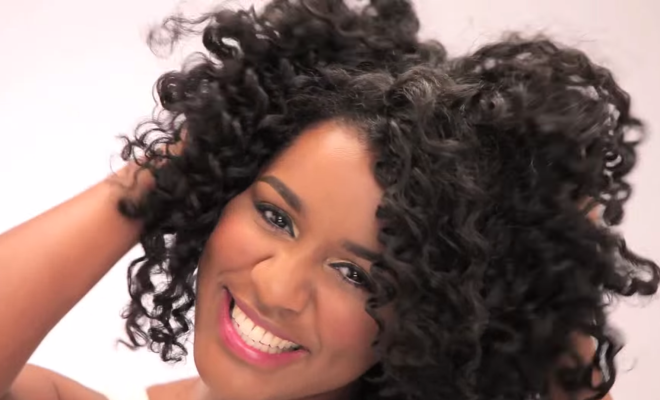 Miss Jessie's Styling Demo & Tutorial: How to Do a Wet Twist Out Using Curly Pudding