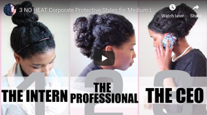 Hair Tutorials For The Working Girl