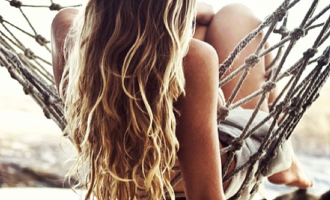 Bohemian Mermaid Beach Waves