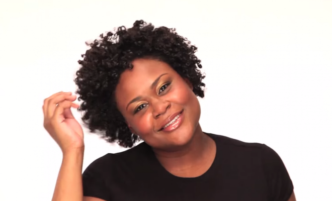 Hair Shingling Demo in 5 Steps, with Miss Jessie's Curly Pudding