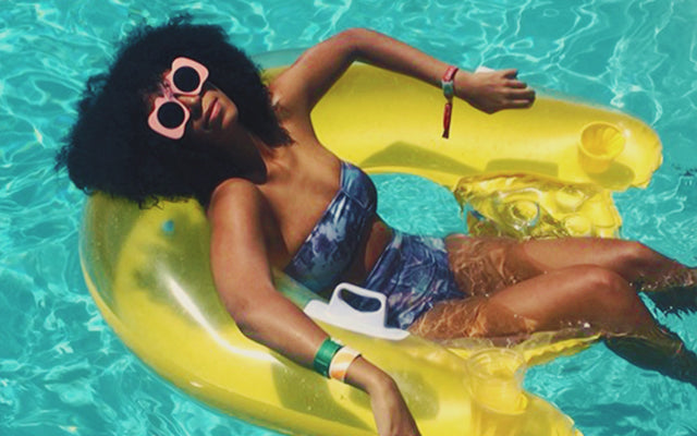 Swim Confidently with Curls: Protective Hair Remedies for Swimming