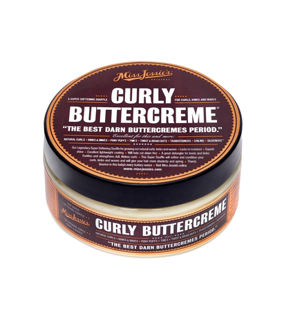 Curly Buttercreme