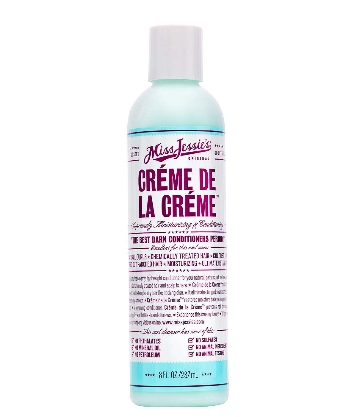 Crème de la Crème Conditioner-Hair Softening Conditioner