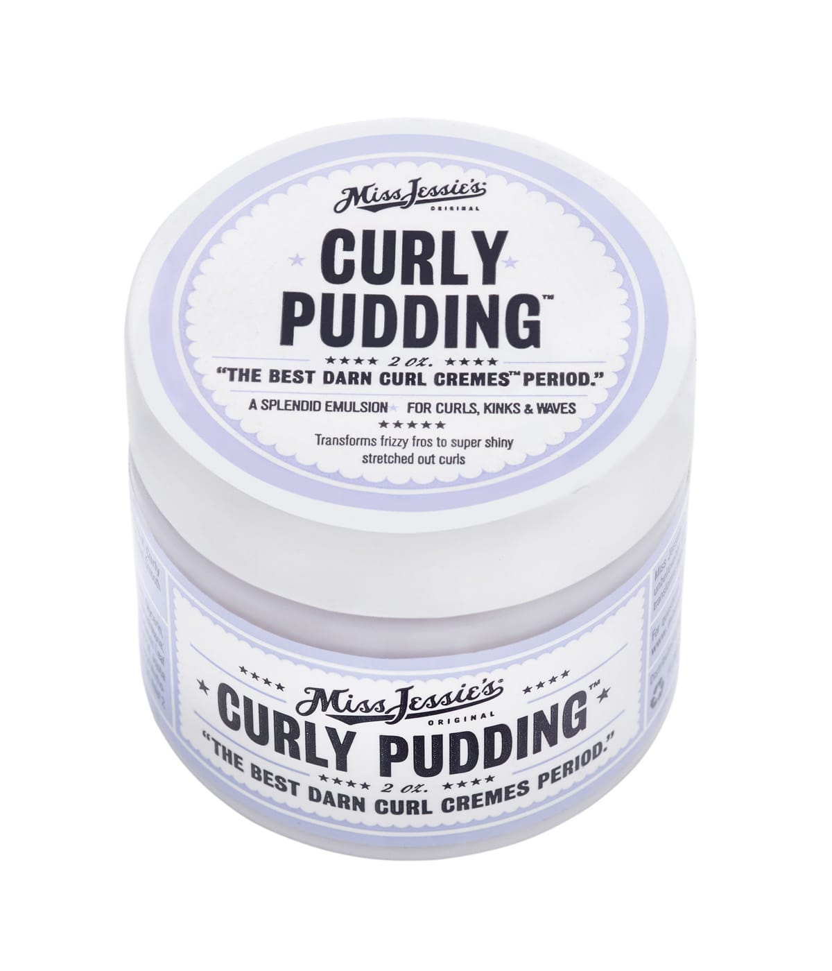 Curly Pudding