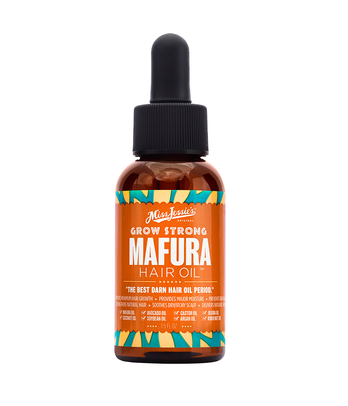 Grow Strong MAFURA-Natural Hair Growth Oil