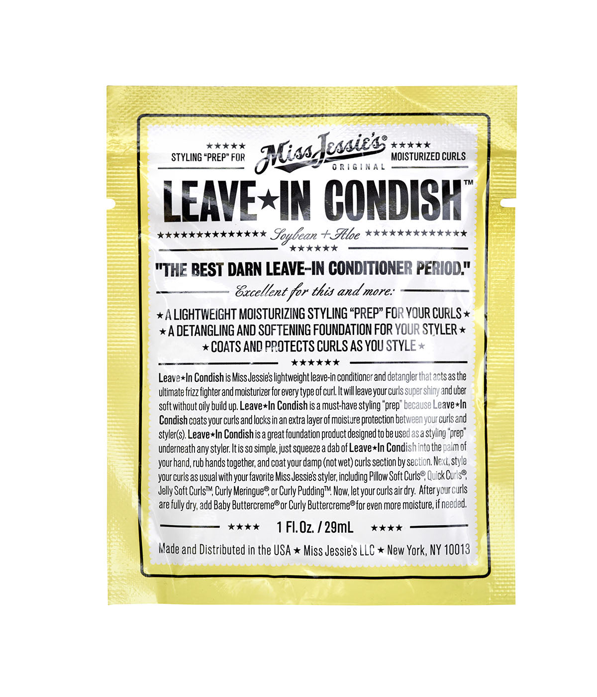 Leave In Condish