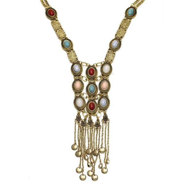 Gypsy Tribal Necklace