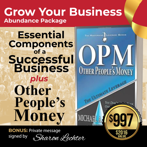 Grow Your Business Abundance Package