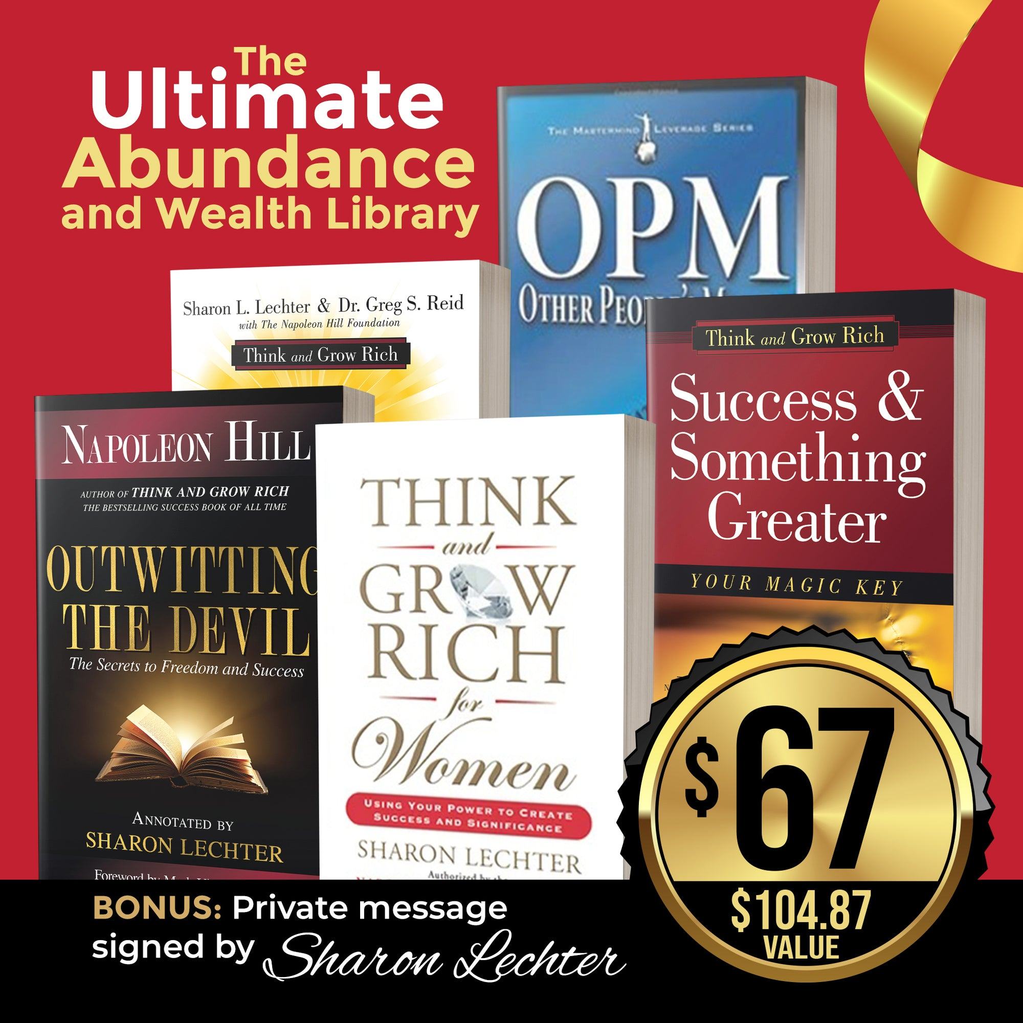 The Ultimate Abundance and Wealth Library