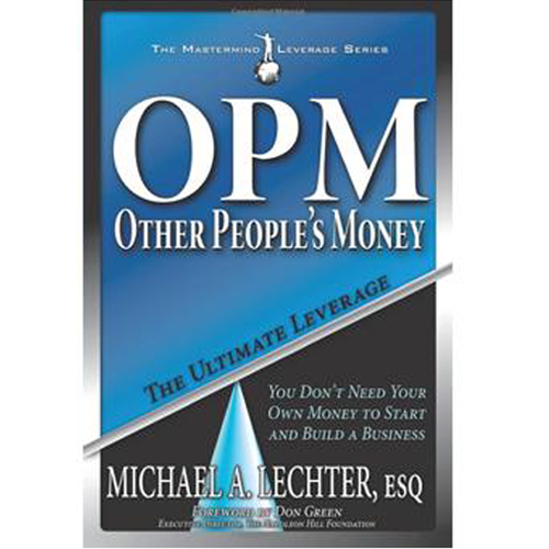 OPM - Other People's Money