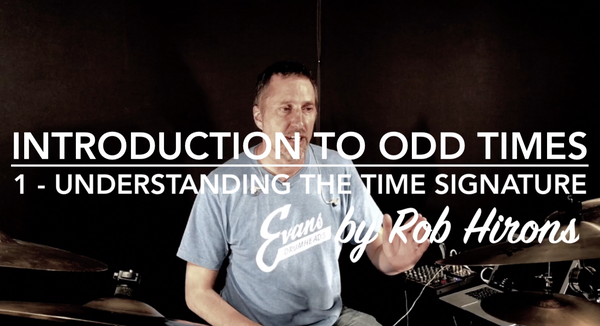 Introduction to Odd Times Lesson 1 - Understanding the time signature (Advanced)