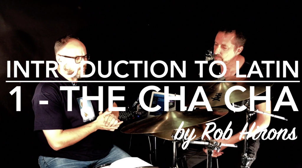 Introduction to Latin Lesson 1 - The Cha Cha (Beginner)