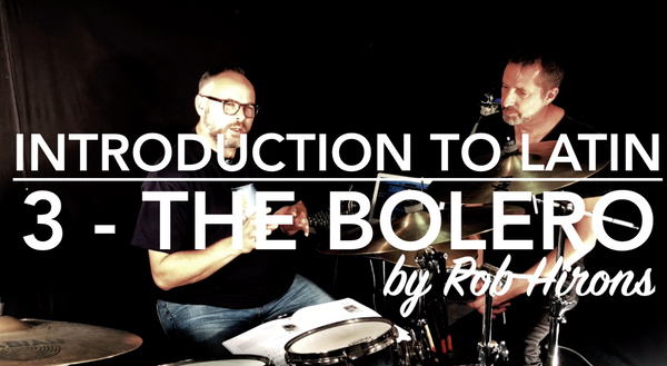 Introduction to Latin Lesson 3 - The Bolero (Beginner)