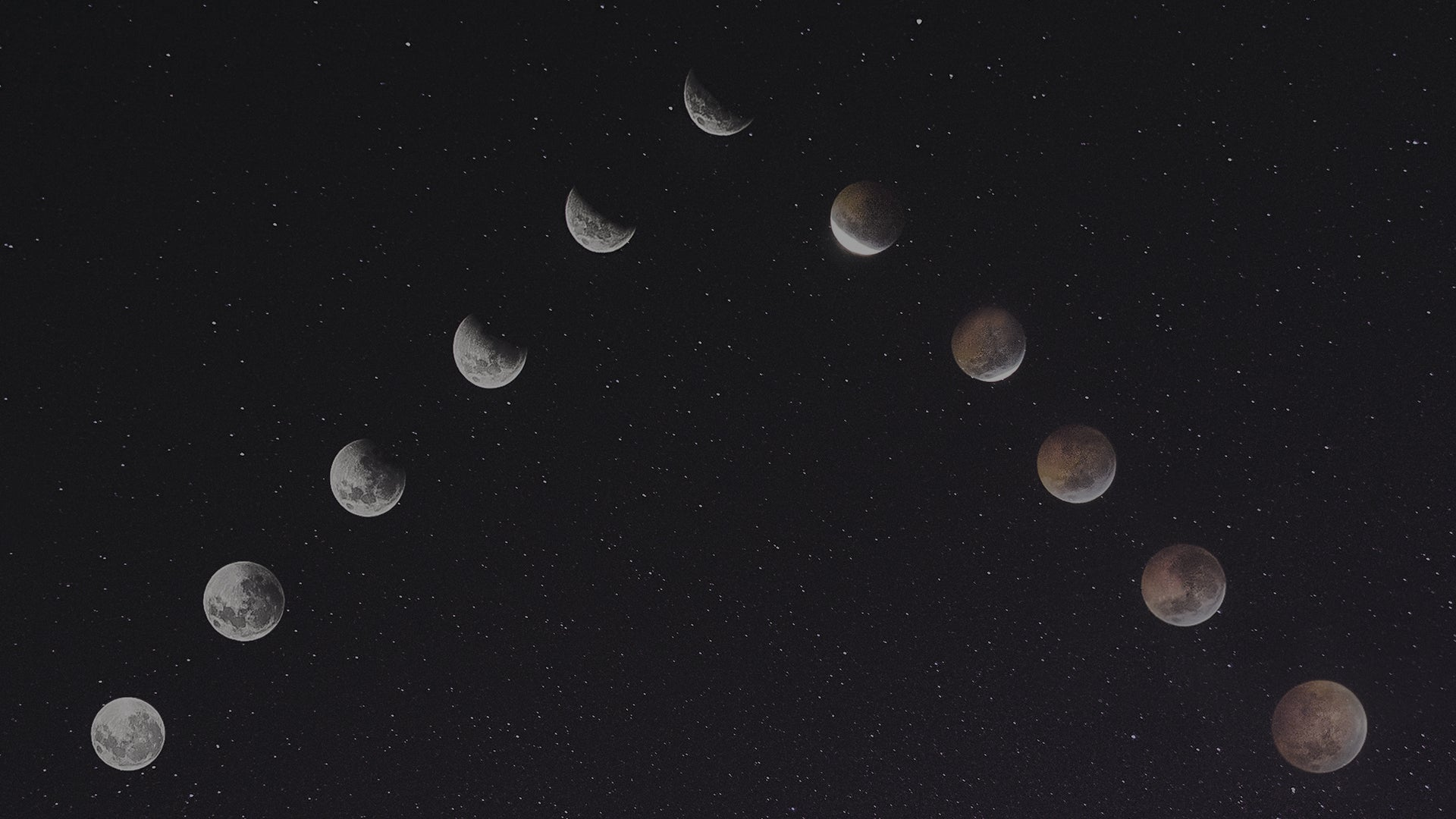 Moon phases and menstrual cycles