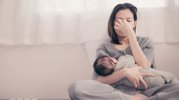 5 Postpartum Healing Tips