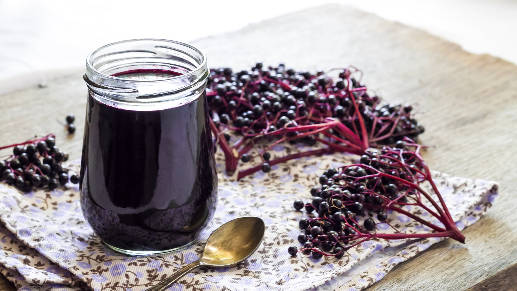 Elderberry Syrup Recipe for the Woo Woo in You