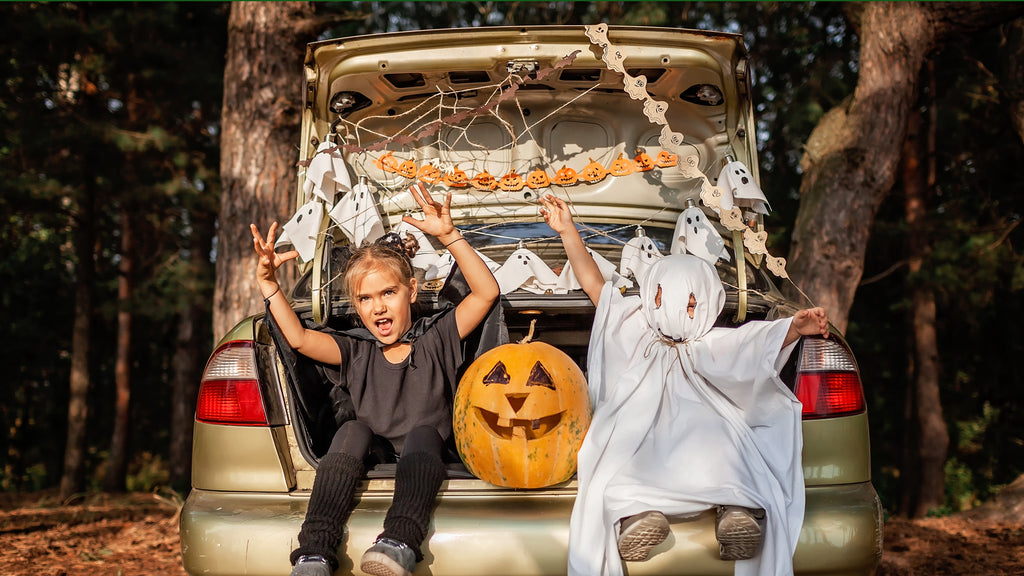 trunk-or-treat halloween