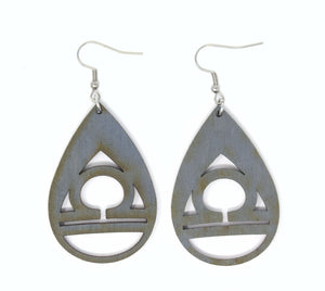 Astrological Sign Earrings - The Mitten Roots