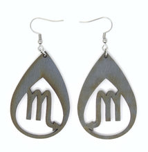 Load image into Gallery viewer, Astrological Sign Earrings - The Mitten Roots