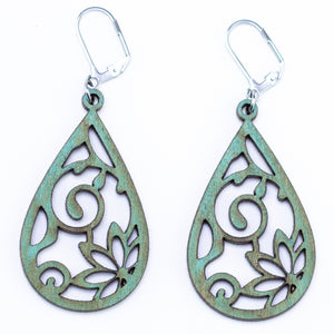 Flower Earrings - The Mitten Roots