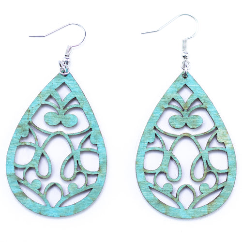 Vine Earrings - The Mitten Roots