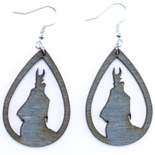 Load image into Gallery viewer, Villain Earrings - The Mitten Roots