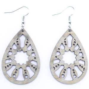 Geometric Earrings - The Mitten Roots
