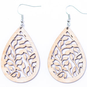 Foliage Earrings - The Mitten Roots