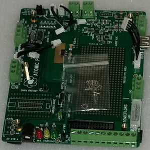 **** New Atomic Pi Full Breakout Board with integrated 2.5mm Barrel Jack input and Power Supply ****