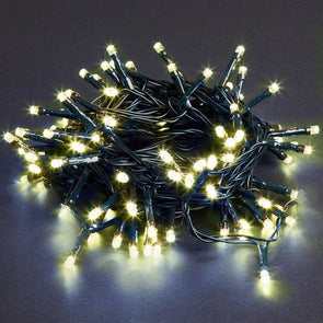 Compact LED Warm White Twinkle Lights - Christmas Trees Direct