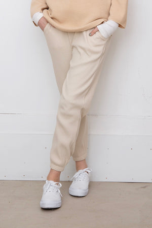 easy sweat pants ( 2 colour )