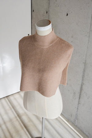 3way layer knit tops (2colour)