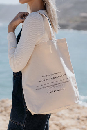 HINNA original tote bag