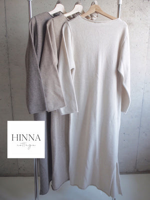 〈再入荷〉knit one-piece