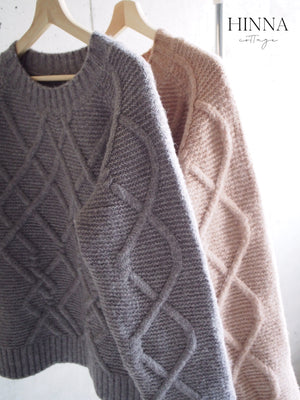 〈再入荷〉warm sweater