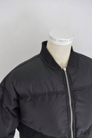 〈再入荷〉eco down jacket (black)