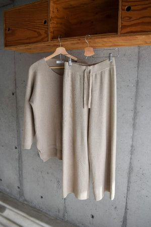 smooth knit setup