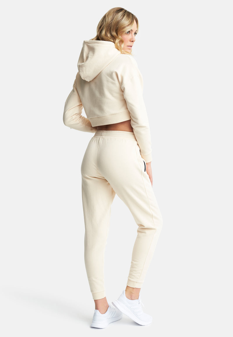 High Waisted Jogger Khaki