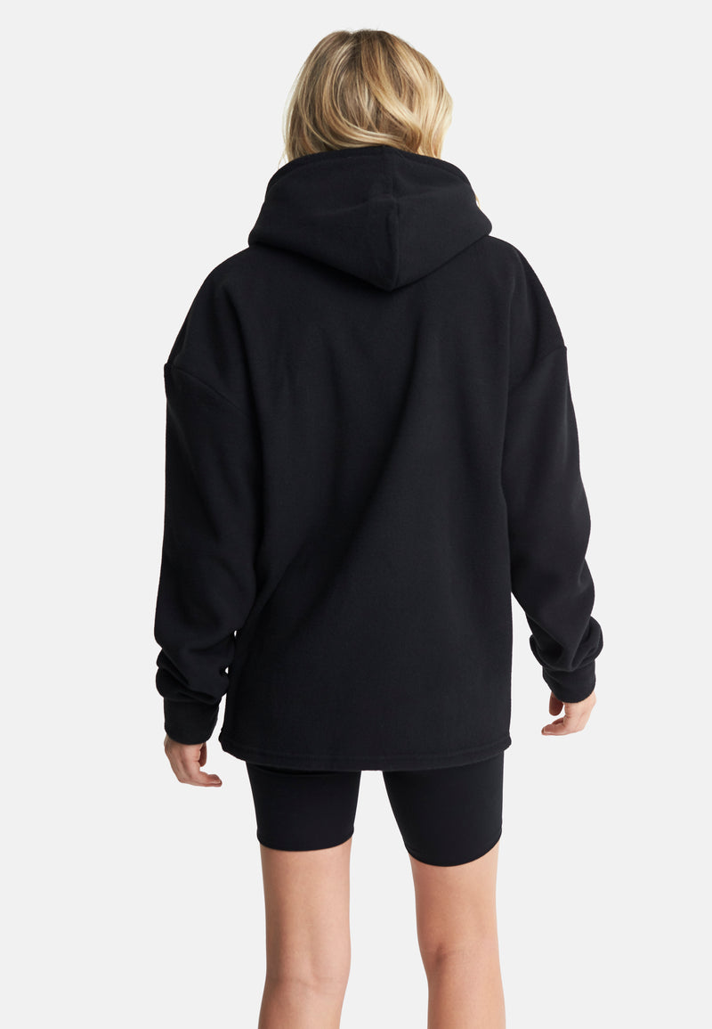Oversized Hoody Fleece