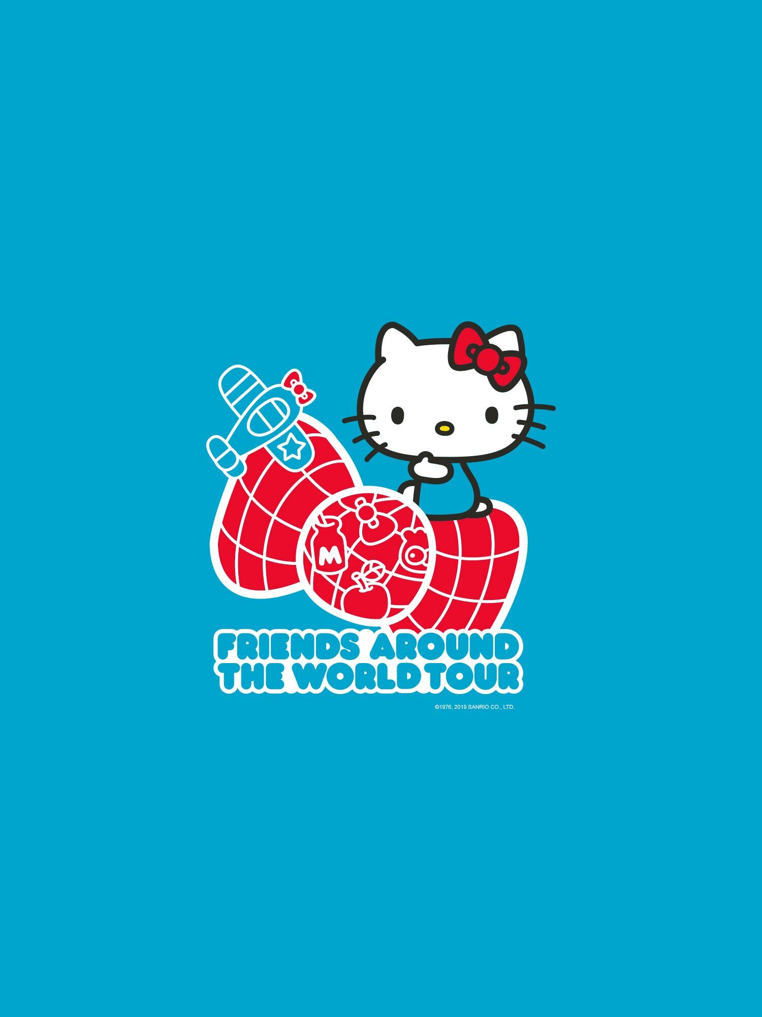 Wallpapers Hello Kitty S 45th Anniversary Celebration