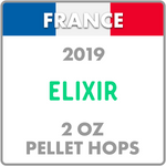 French Elixir Hop Pellets 2oz