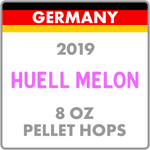 Hüll Melon 8 Oz Hop Pellets