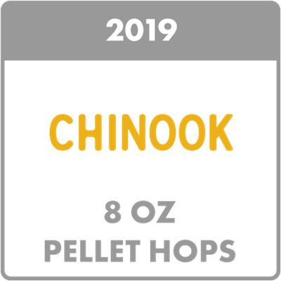 Chinook Hop Pellets 8 Oz