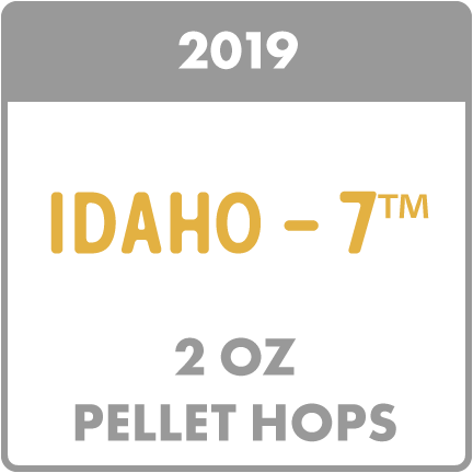 IDAHO 7™ PELLETS (2OZ)
