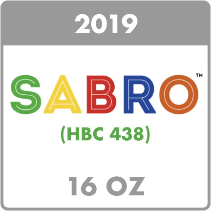 SABRO™ HOP PELLETS (16OZ / 1 POUND)